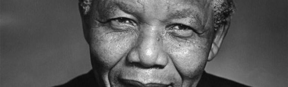We say goodbye to South Africa's greatest: Nelson Mandela.